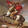 Figure 1: Napoleon Crossing the Alps (1800), by Jacques-Louis David