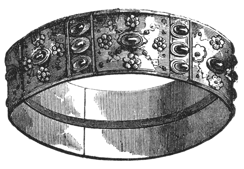The Italian 'iron crown'