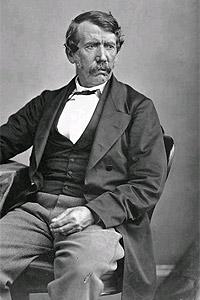 Photo of David Livingstone