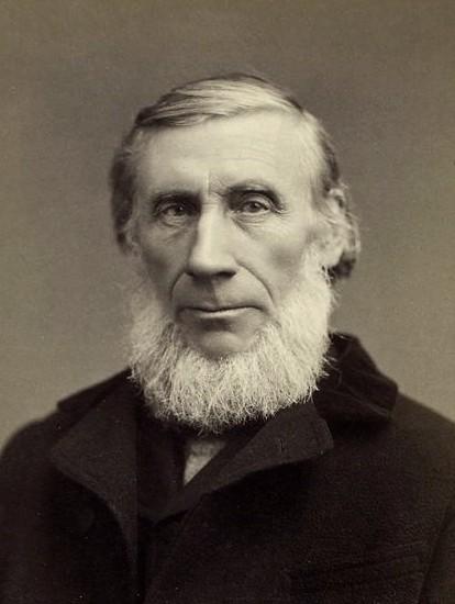 Portrait of Tyndall