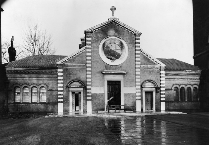 Exterior, Chapel of the Ascension