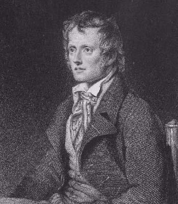 Engraving of John Clare