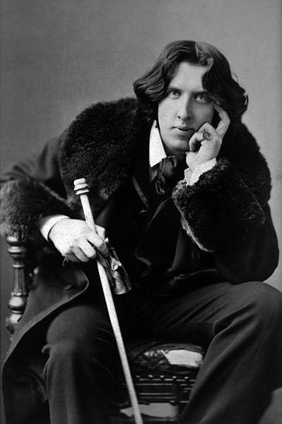 photo of Wilde