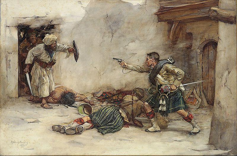 Battle of Kandahar