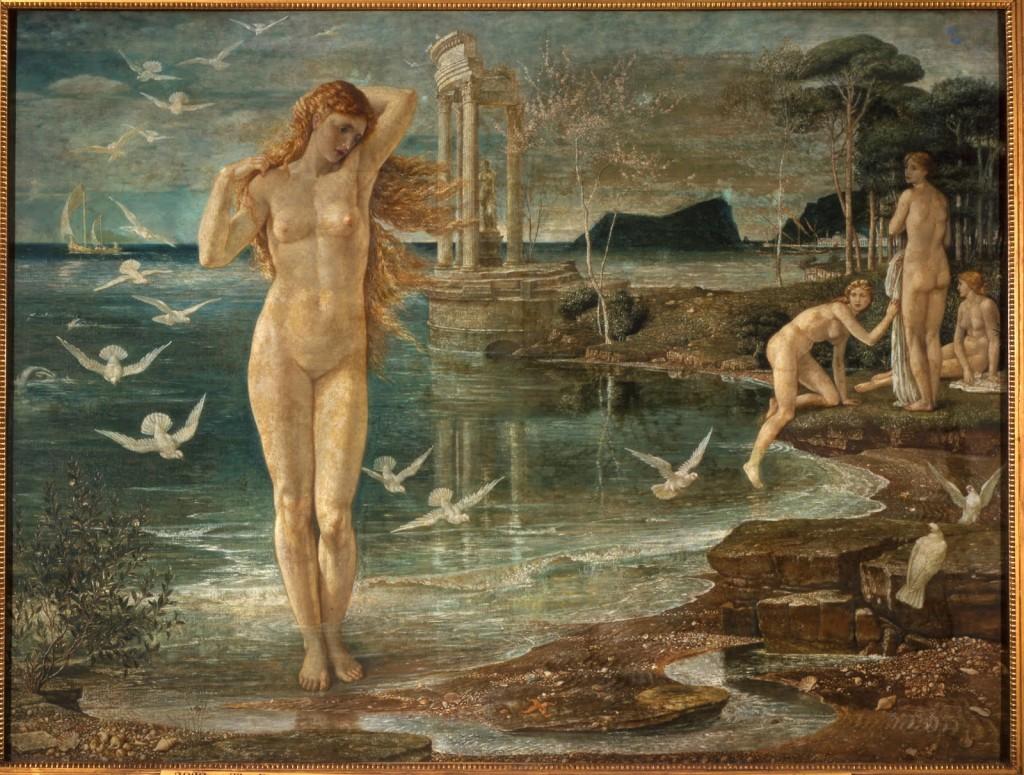 Crane's Renaissance of Venus