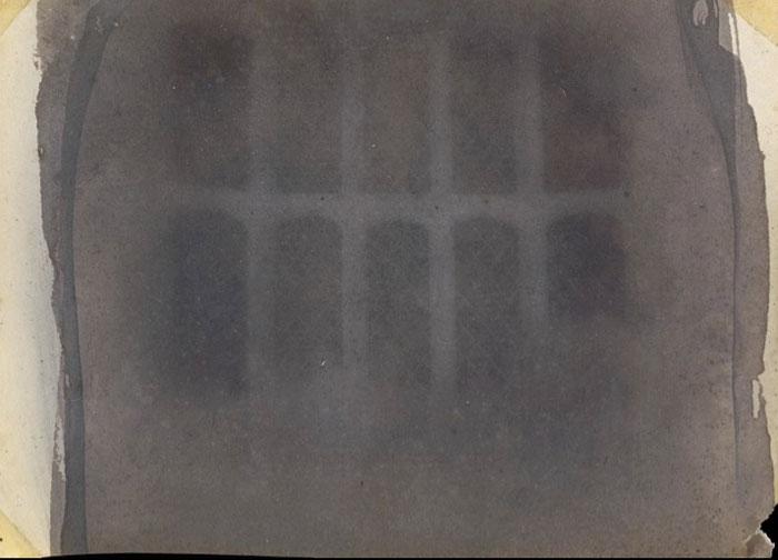 Oriel Window, Talbot photograph