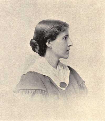 engraving of Gilman