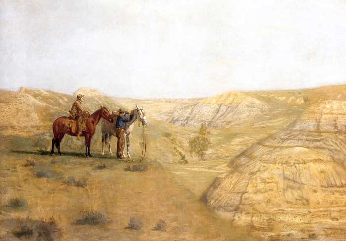 painting by Eakins