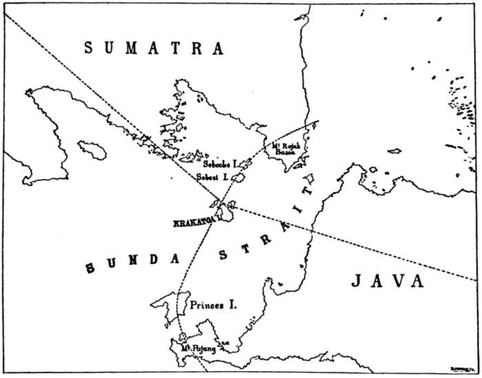 Royal Society Map