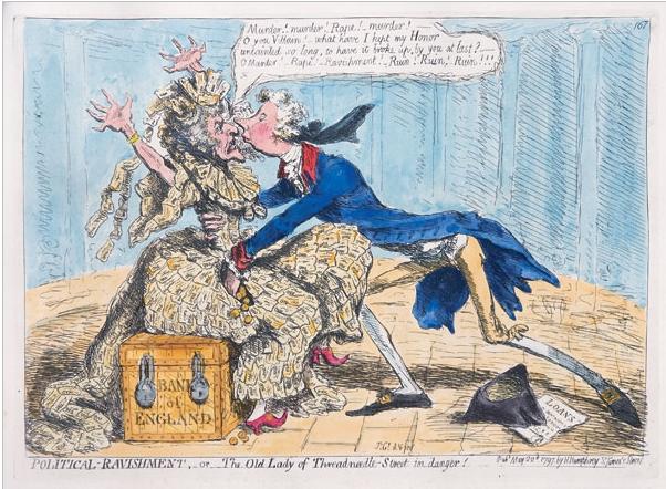 Gillray caricature