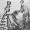 photo of minstrel show performers