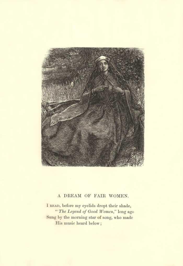 Millais for Moxon Tennyson
