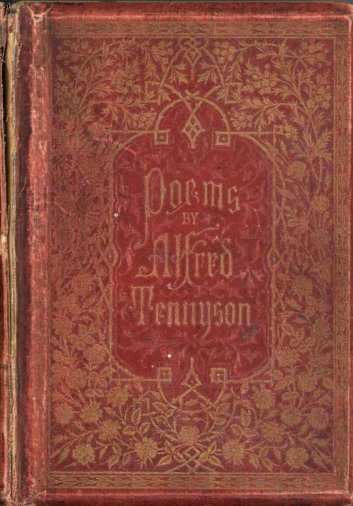 cover of the Moxon Tennyson
