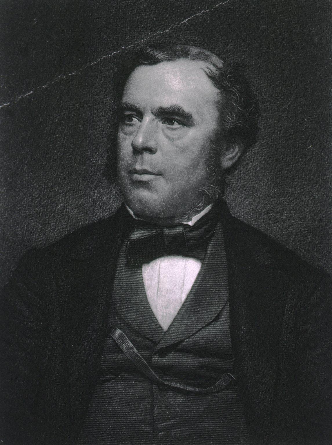 engraving of Draper