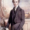 Figure 2: 1844 portrait of John Keble by George Richmond (Keble College, Oxford; used with permission)