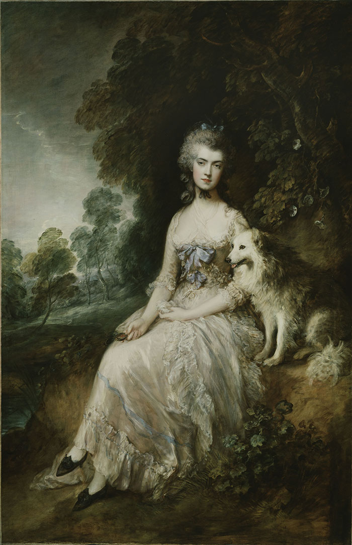 Gainsborough's Perdita