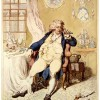 Gillray caricature of George IV