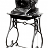 Figure 1: The Sholes and Glidden Typewriter (1922)