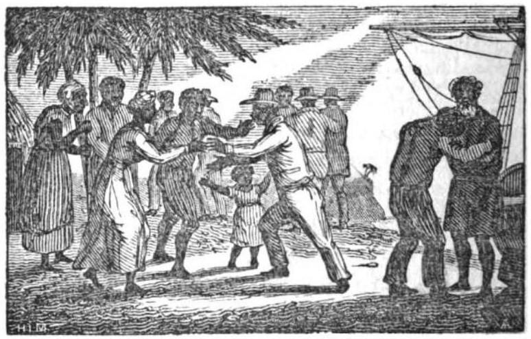 Free Slaves at Freetown