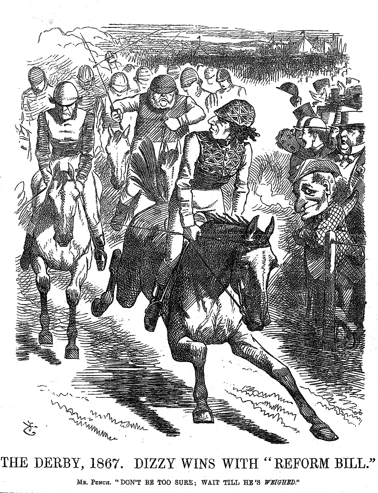 Punch cartoon