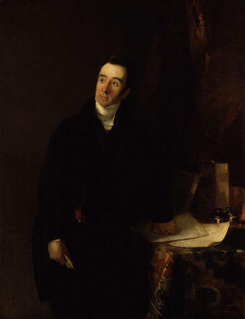 Portrait of Francis Jeffrey