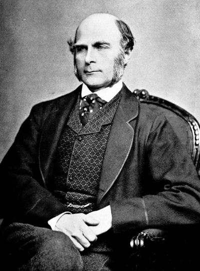 photo of Galton