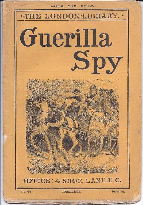 Guerilla Spy cover
