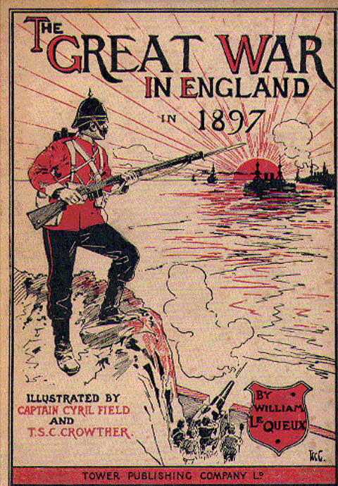 Great War in England cover