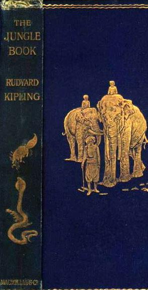 Cover of Jungle Book