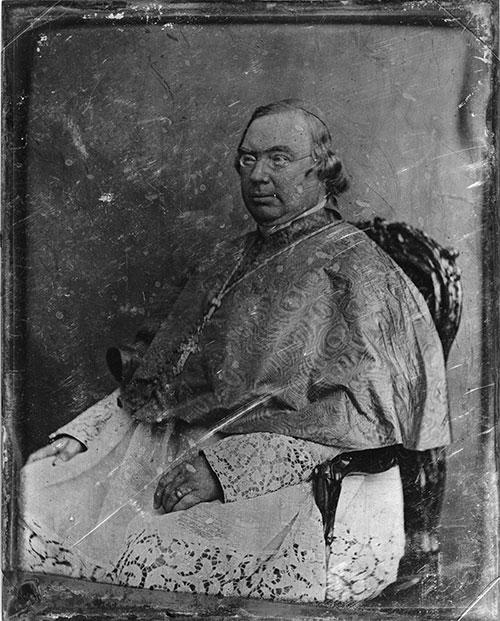 daguerreotype of Wiseman