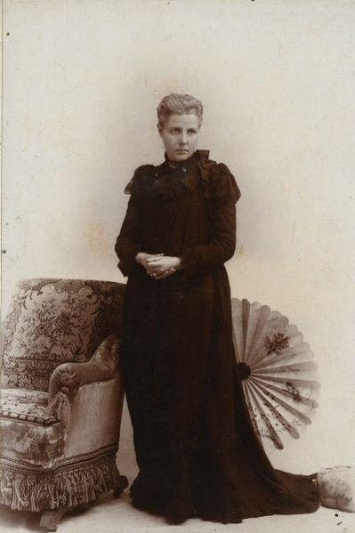 Portrait of Annie Besant