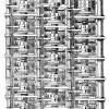"Figure 1: Benjamin Herschel Babbage. ""Engraving of Charles Babbage's Difference Engine No. 1."" _Harper's New Monthly Magazine_. 30 (175). In the Public Domain."