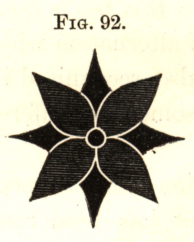 Figure 4. Decorative motif showing the principle of alternation. Fig. 92 from Dresser, _The Art of Decorative Design_. Courtesyof the Department of Special Collections, Stanford University Libraries.